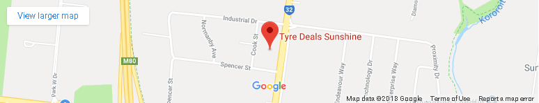 Tyre Deals Sunshine